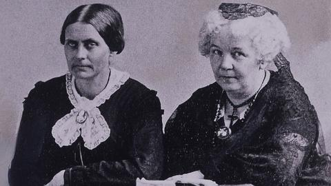 Not For Ourselves Alone: The Story of Elizabeth Cady Stanton and Susan B. Anthony -- Revolution