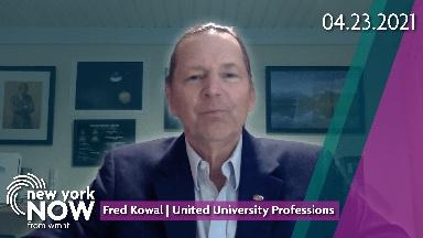 Fred Kowal on the Future of Education in New York