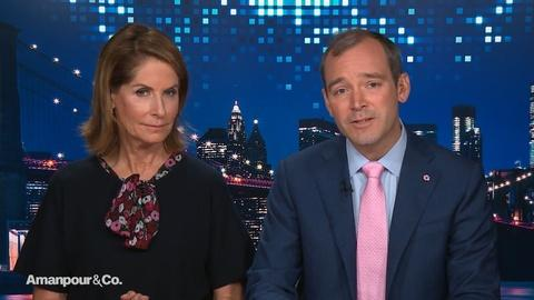 """Amanpour and Company -- Perri Peltz and Matthew O'Neill on """"Alternate Endings"""""""