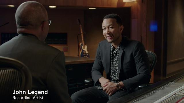 John Legend Credits the Church for His Music Career