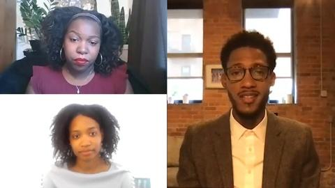 American Black Journal -- Journalists