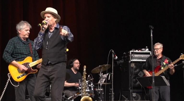 Alabama Public Television Presents: Live from Avalon: Jimmy Hall and The Swampers