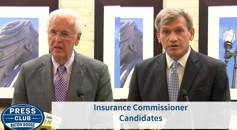 Press Club: Insurance Commissioner Candidates | 09/16/19 | Press Club