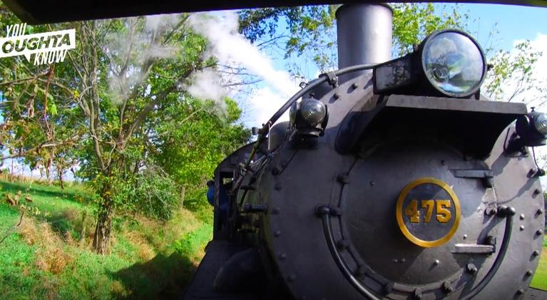 You Oughta Know: Bells and Whistles at the Strasburg Rail Road