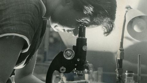 American Masters -- James Watson on X-ray crystallographer Rosalind Franklin