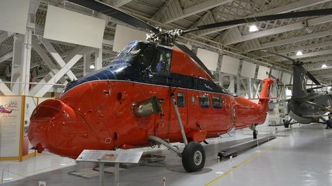 Secrets of Royal Travel -- The Helicopter