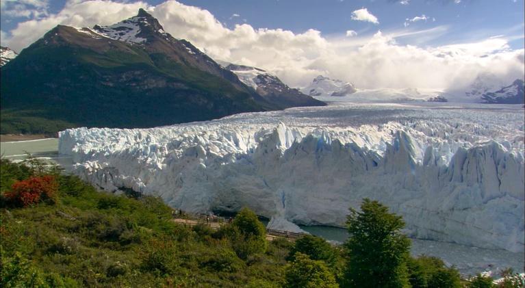 The Desert Speaks: Patagonia's Glacial Landscape