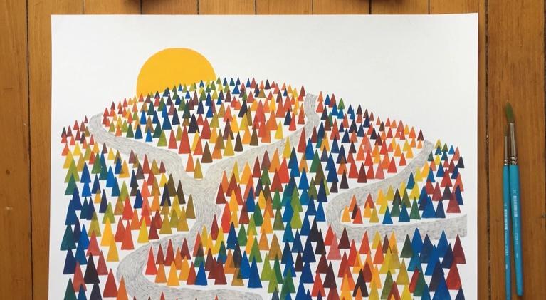 AHA! A House for Arts: Cara Hanley