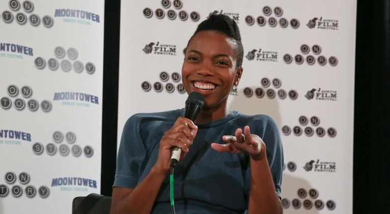 On Story: A Conversation with Sasheer Zamata