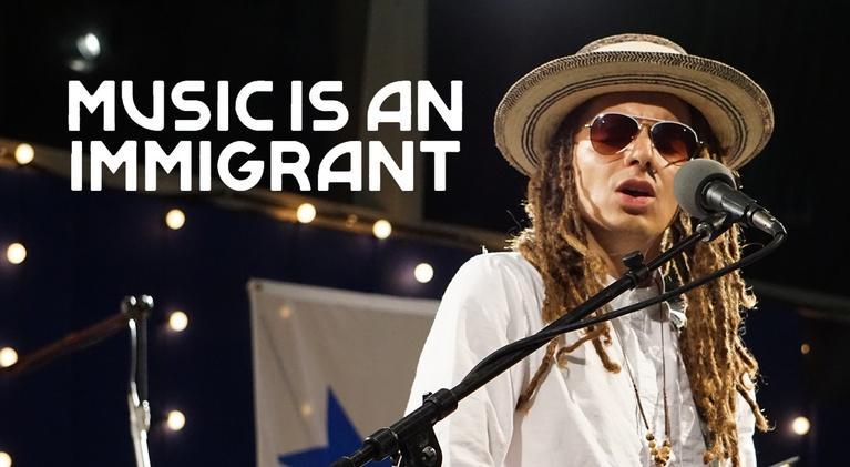 Music is an Immigrant: Music is an Immigrant