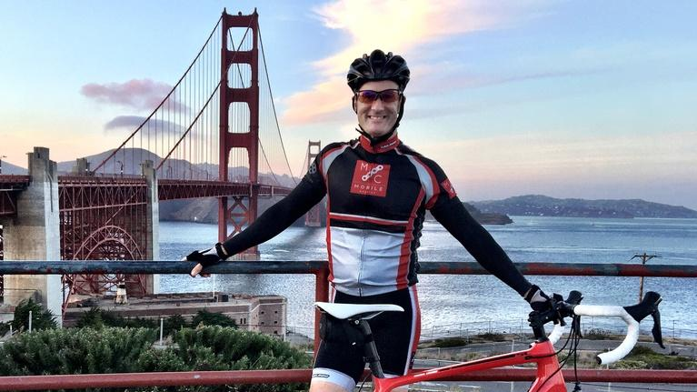 Mobile Cyclist: San Francisco and Marin County