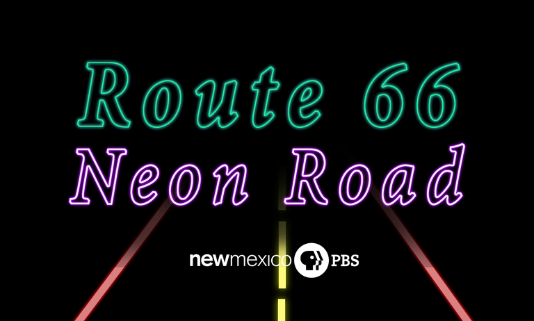 Route 66: The Neon Road