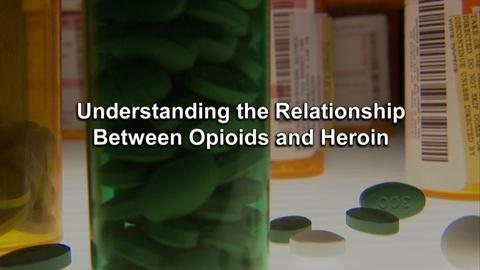 Relationship between Opioids and Heroin
