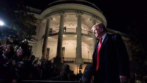 Washington Week -- Washington Week full episode for Nov. 8, 2019