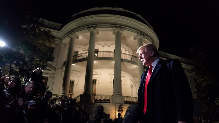 Washington Week: Washington Week full episode for Nov. 8, 2019