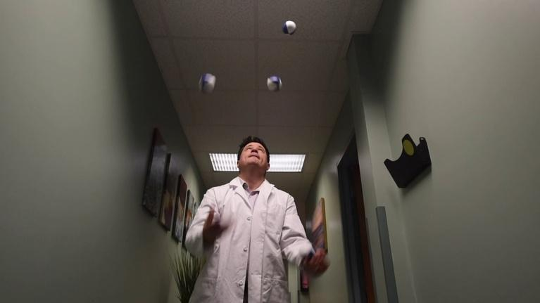 WEDU Arts Plus: 731: The Juggling Doctor