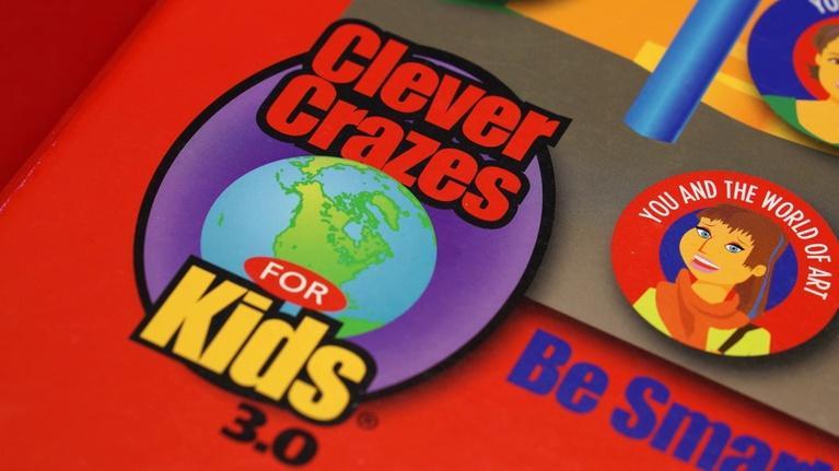 CET Community: CET Honors Clever Crazes for Kids Team