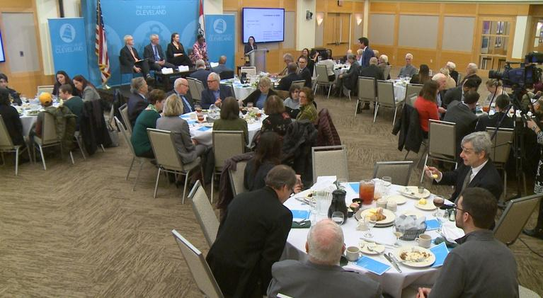 The City Club Forum: Countdown to 2020