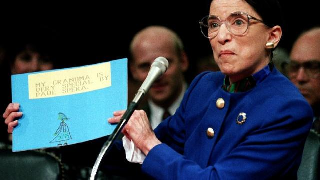 RBG leaves a legacy of fighting for equal rights