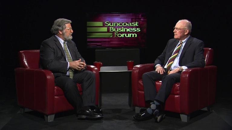Suncoast Business Forum: November 2019: David Straz, Jr.