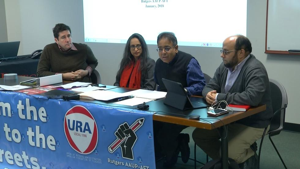 Rutgers faculty call for improving gender and race equity image