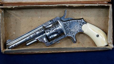Appraisal: Merwin Hulbert Pistol, ca. 1880