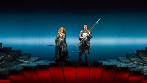 Great Performances -- Brünnhilde's Battle Cry