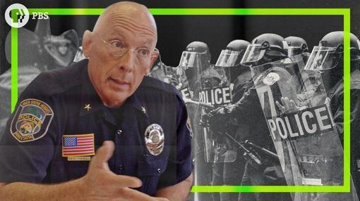 America From Scratch : Should we police our police?