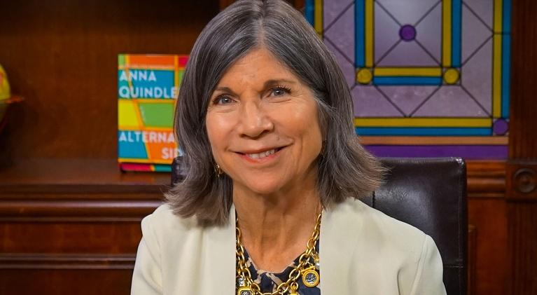 Scout Dialogue: Writers Collection: Author Anna Quindlen