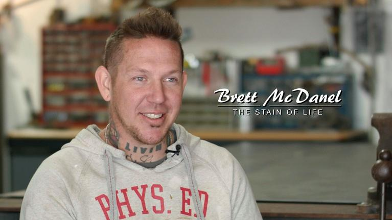 Gallery America: Brett McDanel: The Stain of Life | Episode 306
