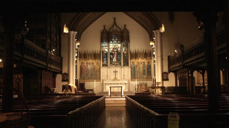 Treasures of New York: St. Peter's Episcopal Church - Extra