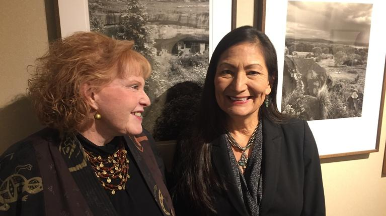 Report From Santa Fe, Produced by KENW: Congresswoman Deb Haaland