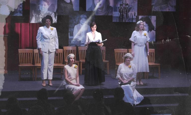 Higher Octaves : Leading Women in the Arts