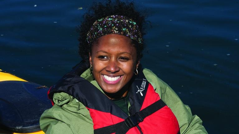 Windows to the Wild: Kayaking With Outdoor Afro
