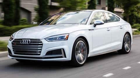 2018 Audi A5 & 2017 Kia Optima Hybrid