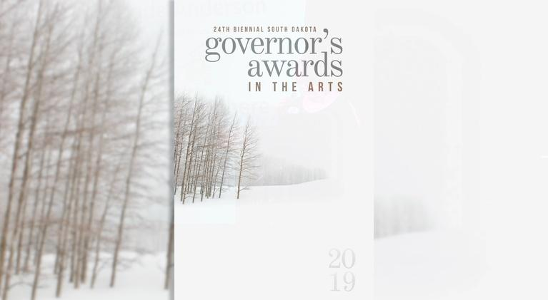 SDPB Specials: 2019 Governor's Awards in the Arts