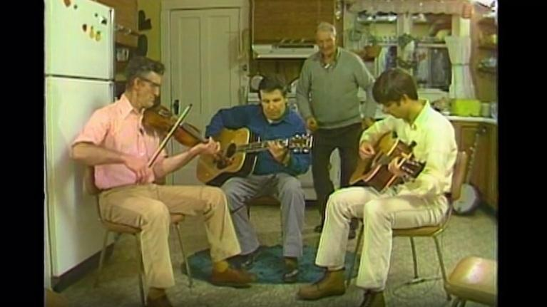From The Archives: Fiddling, Dancing, and Telling Stories