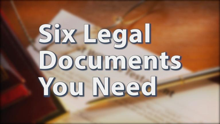 The Best Times: Six Legal Documents You Need