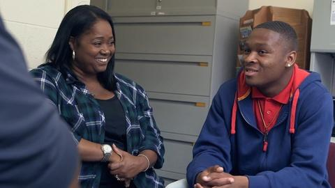 To Foster Change -- Kalonji: I Am Going To College!