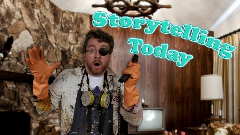 KIDS Clubhouse Adventures: Storytelling Today