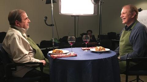 Former Senator Ray Lesniak on Pasta & Politics - Preview