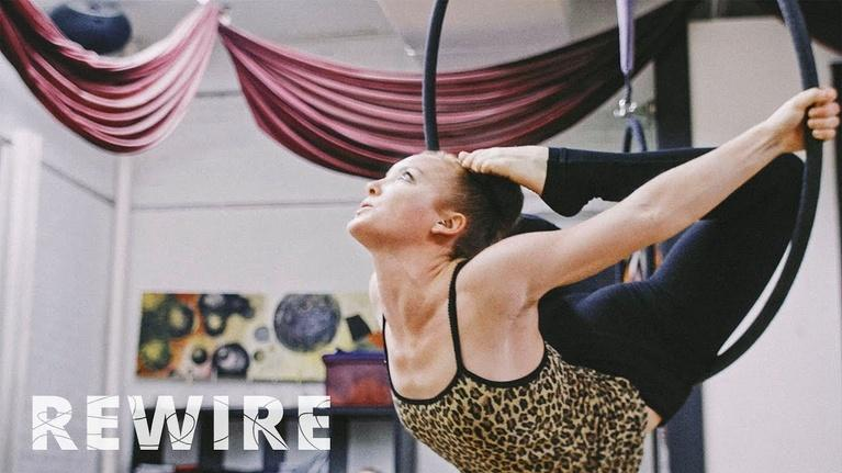 Rewire: Skip the Gym and Try Taking an Acrobatics Class