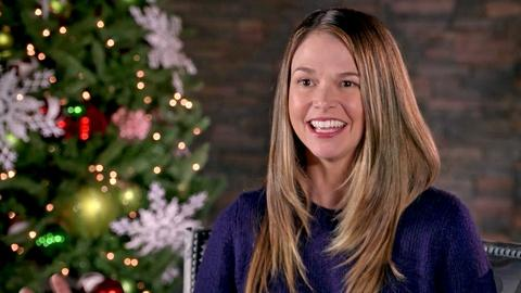Christmas with the Mormon Tabernacle Choir -- Behind the Scenes with Sutton Foster