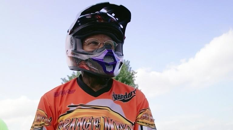 Greetings from Iowa: EPISODE | BMX GRANDMA