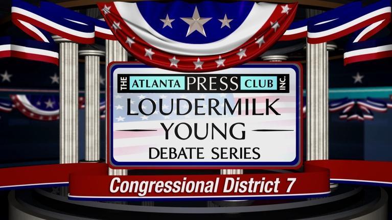 Atlanta Press Club: 7th Congressional District Debate 2018