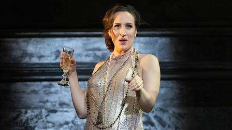 Great Performances -- Brenda Rae's Poppea Can't Hail a Cab