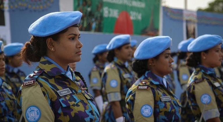 Women War and Peace: A Journey of a Thousand Miles: Peacekeepers