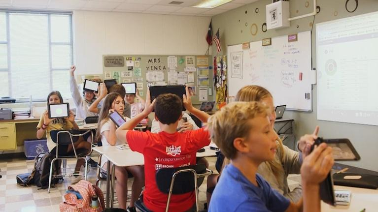 Austin PBS Science: Screens In School: Beyond The Digital Classroom