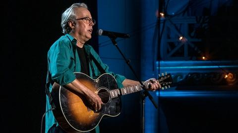 "Songwriting with Soldiers -- Radney Foster ""Waiting on the Boom"""