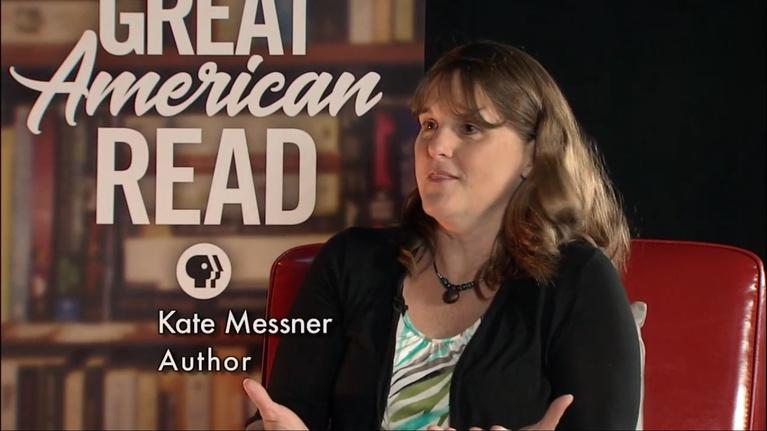 Author Visits: Kate Messner Time-Traveling Dog